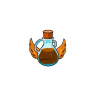 Brown Uni Morphing Potion