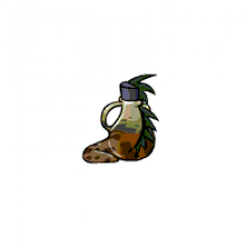 Camouflage Krawk Morphing Potion